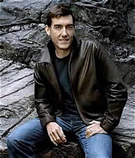 Author Justin Cronin.