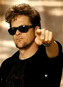 Bassist Jason Newsted.