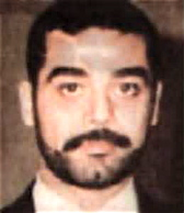 Uday Hussein.