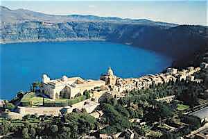 Castel Gandolfo.