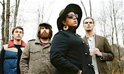 The Alabama Shakes.