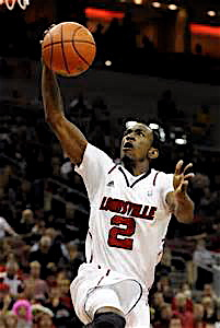"The ""Russdiculous"" one, Louisville's fearless junior guard Russ Smith."