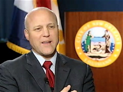 New Orleans Mayor Mitch Landrieu.