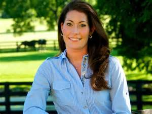 Democrat Alison Lundergan Grimes, KY secretary of state.