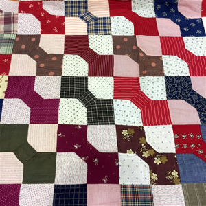 """Mammy Brown's Civil War Quilt,"" from Barbra Gray Rolph."